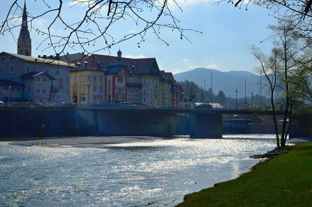 Isar, Fluss, Marktstrasse