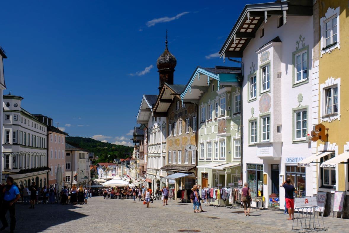Marktstraße, Tölzer Land Einkaufen