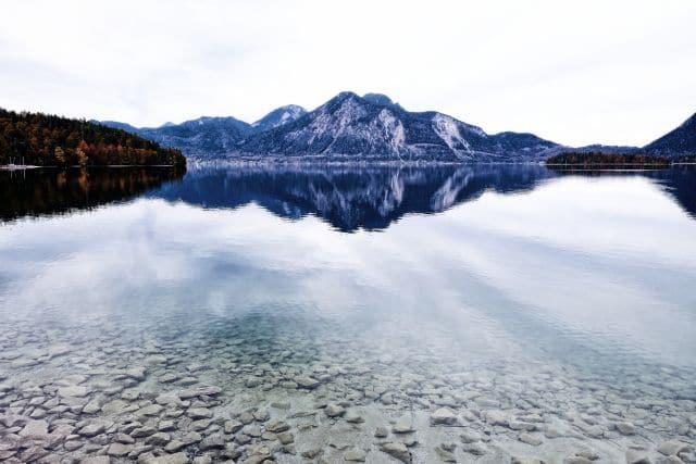 Schönste Seen Bayerns, Bergsee, Wandern, Radl fahren