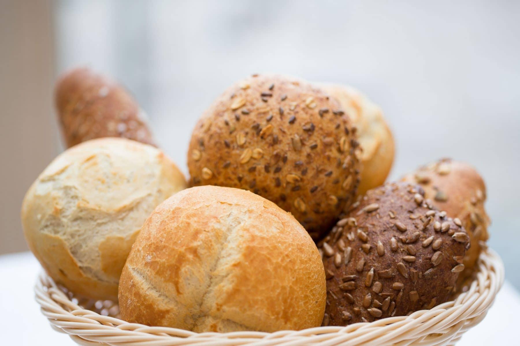 Frühstücksbuffet, Frisch, Regional, Bäcker vor Ort