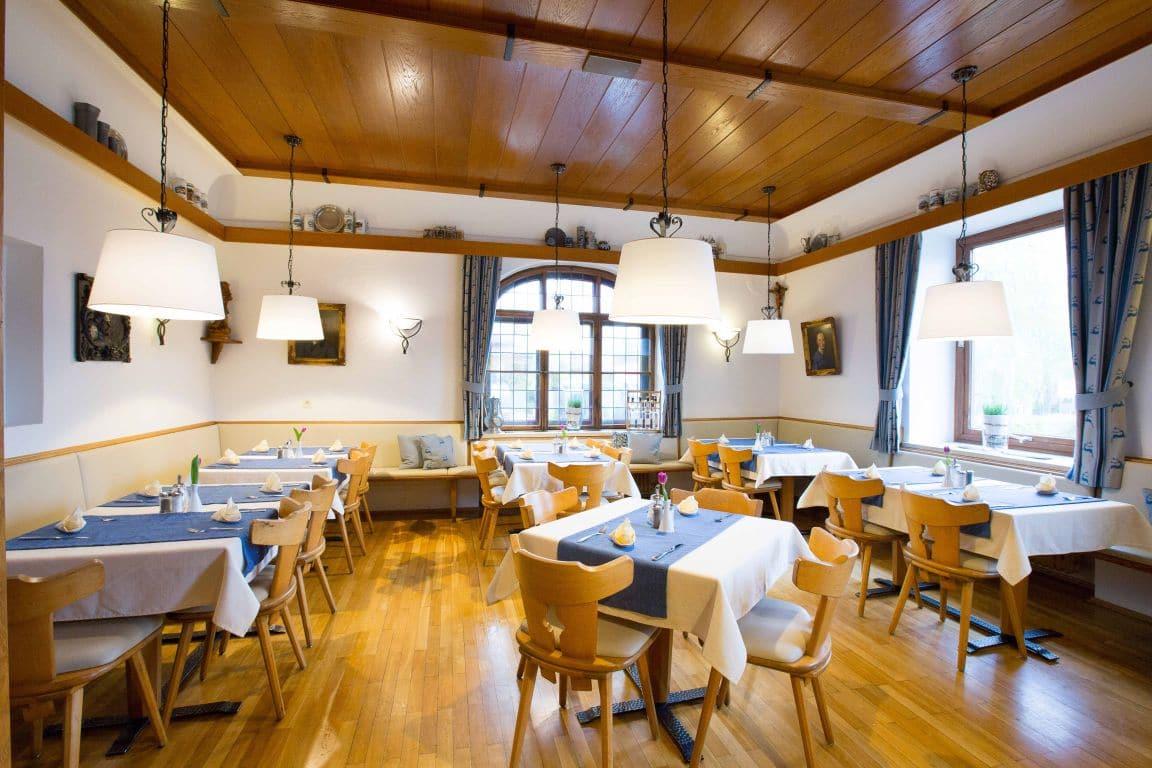Speisekarte, Gastraum, gutes Essen