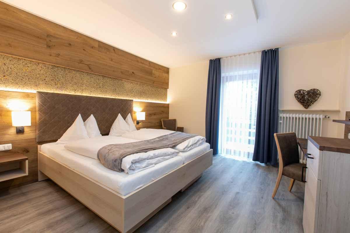 Hotel, Zimmer, Heimatliebe