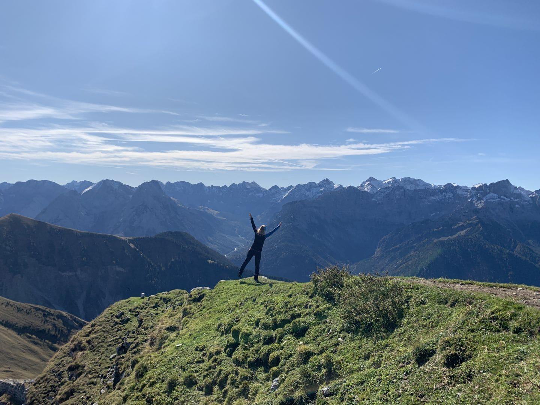 Wandern, Schafreuther, Karwendelgebirge