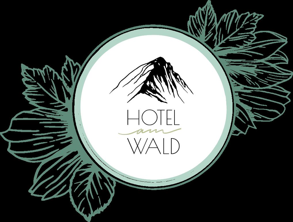 Logo Hotel am Wald