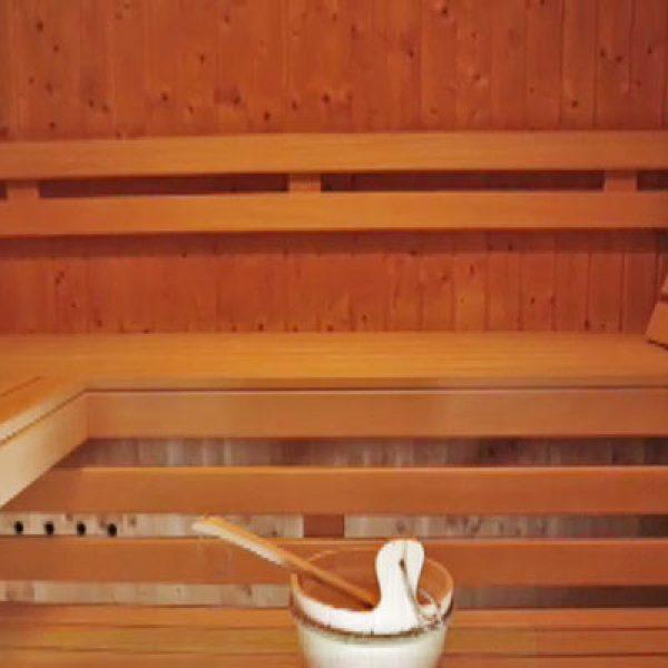 Wellness, Sauna, entspannen